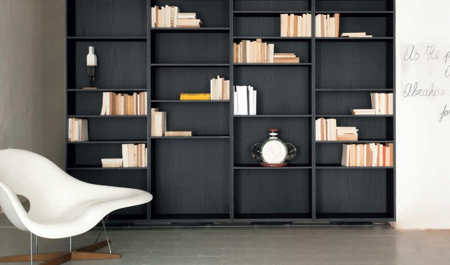 Vista Bookcase by Albed: Architectural Design