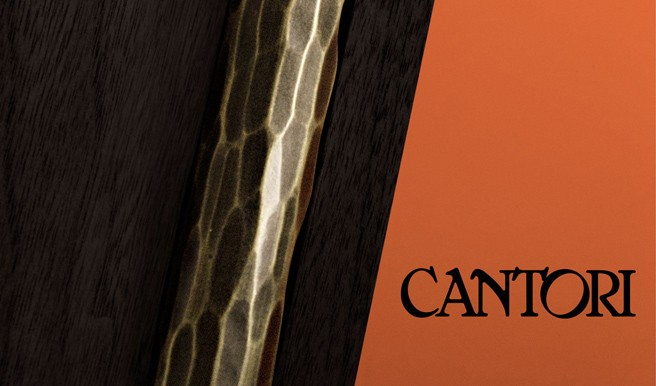 Cantori at Salone del Mobile with Lots of New Items