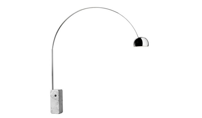 Arco by Flos: a timeless icon