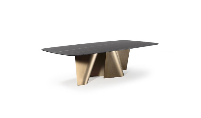 Esse72: New Glass Table by Reflex Angelo