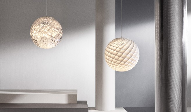 A New Look for Patera Lamp by Louis Poulsen