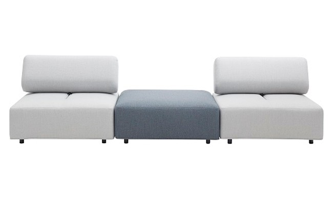 New Cabala Seating System by Softline
