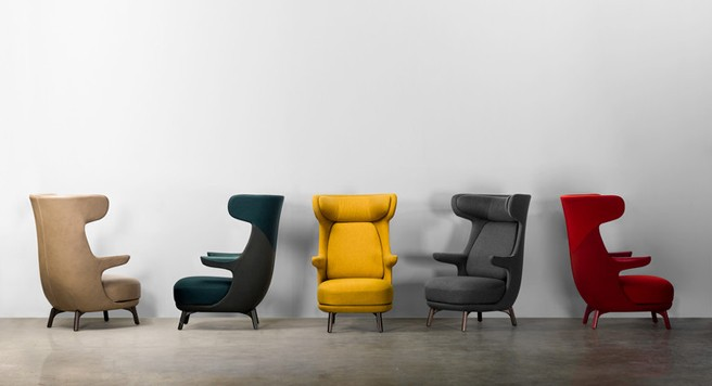 New Dino Armchair by Bd Barcelona Design