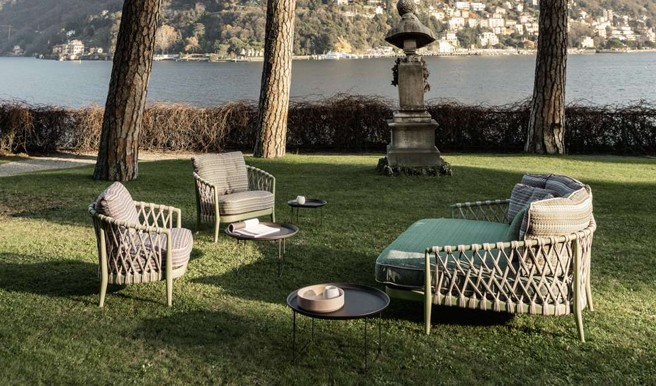 The Erica Collection from B&B Italia