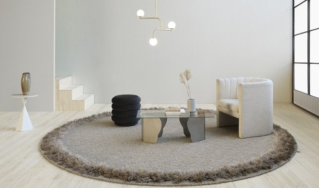 New Soul of Nature Carpets from Kasthall