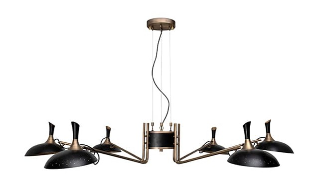 New Suspension Lamp - Abbey by DelightFULL
