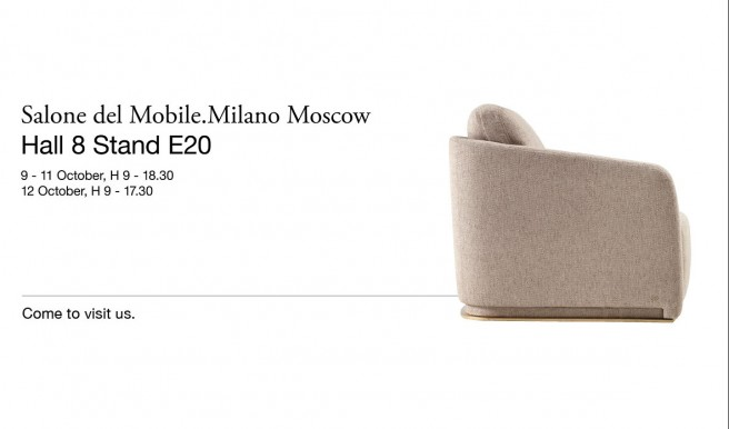 Daytona Furnishings at Salone del Mobile Milano. Moscow