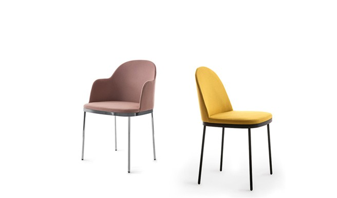 New Precious Chair by Moroso