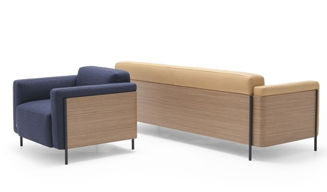 Rap: the New Sofa Collection by Andreu World