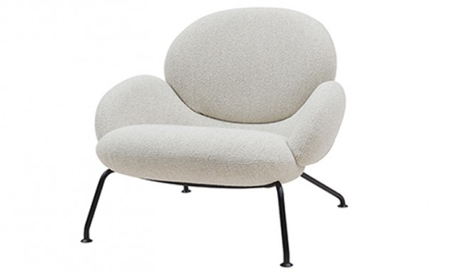 New Baixa Armchair by Softline