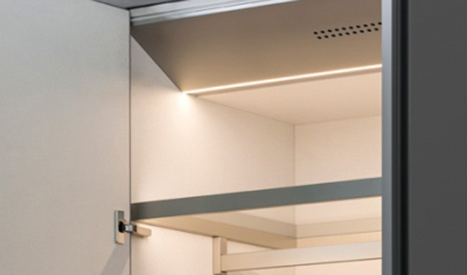 Lema's New Air Cleaning System for Sanitizing Wardrobes