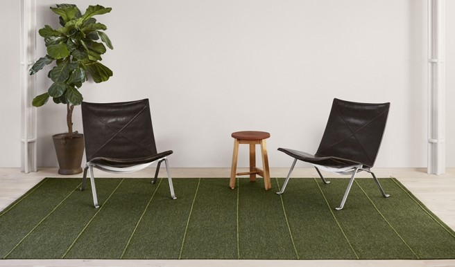 Grönska Carpet Collection by Kasthall: the Charm of Swedish Landscapes