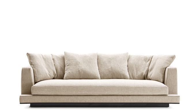 New Aurae Modular Sofa by Maxalto