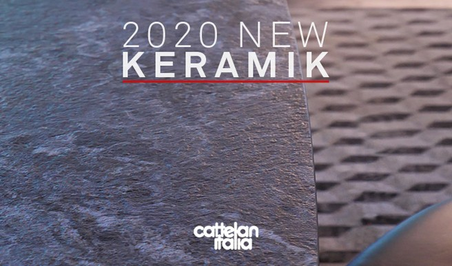 Cattelan Italia Presents New Ceramic Finishes for 2020