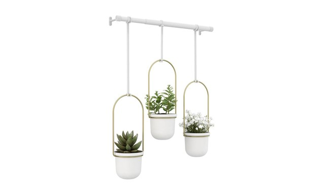 Triflora Hanging Planter by Umbra