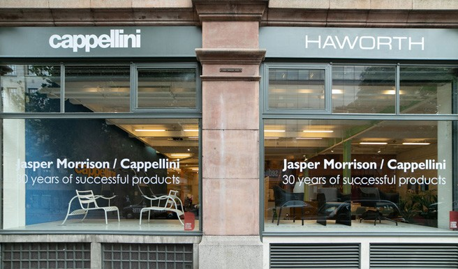 Cappellini Celebrates 3 Decades with Jasper Morrison