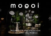 Interesting Moooi Stand at Salone del Mobile
