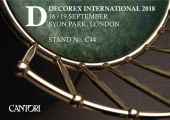 Cantori Present at New Edition of Decorex International