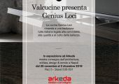 Valcucine at Arkeda with Genius Loci