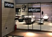 Arketipo Furnishings at Salone Del Milano.Shanghai