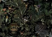 Moooi presenta la nuova collezione di tessuti The Extinct Animal Fabrics