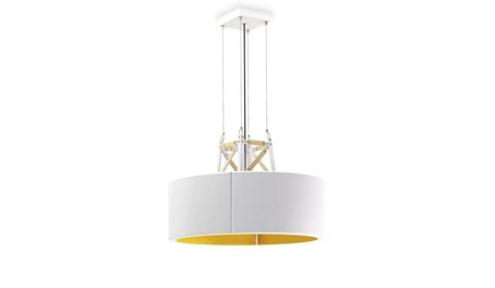Moooi Constrution Lamp Suspended M