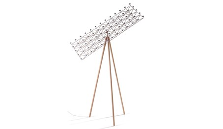 Moooi Space-Frame Floor Lamp