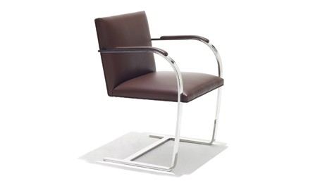 Knoll Brno Flat Bar Side Chair