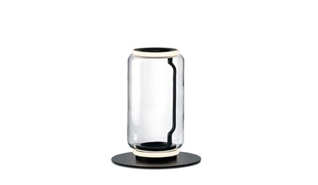 Flos Noctambule Floor 1 Low Cylinders Small Base