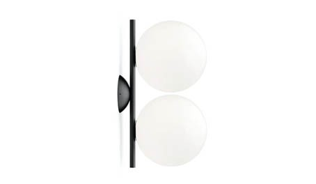 Flos IC C/W1 Double